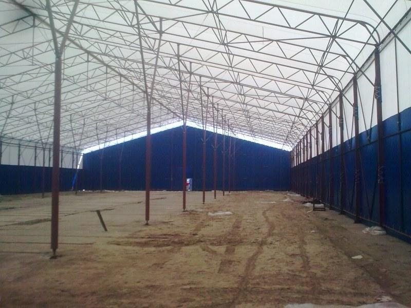 ckp - Сооружение складов из металла