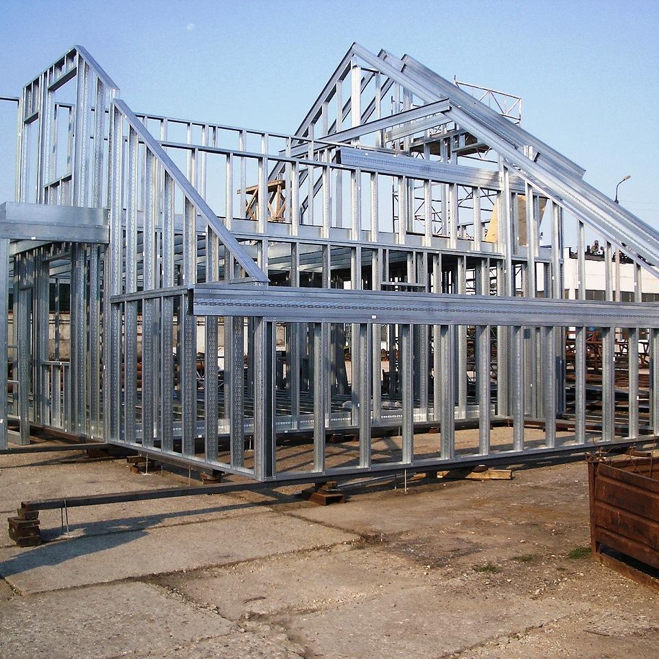 cupv - Здания из металлоконструкций на заказ